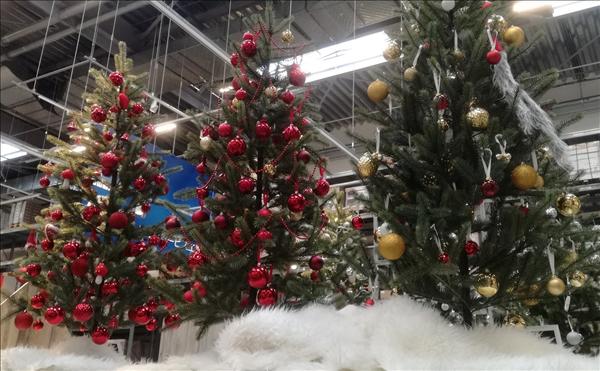 イケア,クリスマスツリー